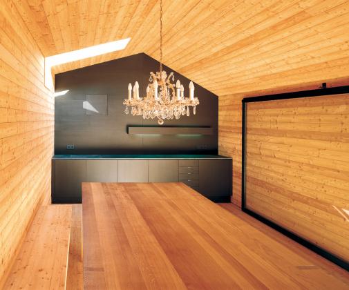 sol haus h user aus holz. Black Bedroom Furniture Sets. Home Design Ideas
